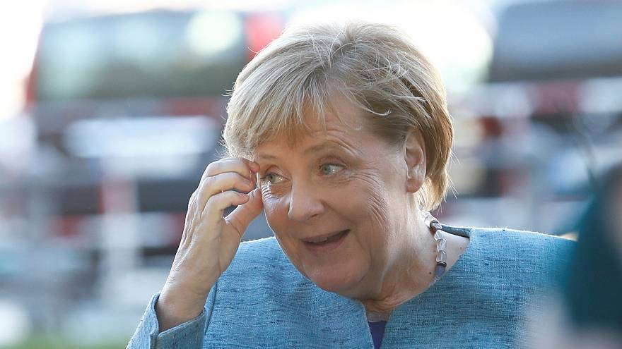 Angela Merkel will stand down as Chancellor in 2021.