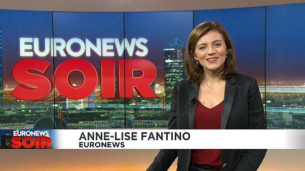 Euronews Soir : l'actualité du 30 octobre