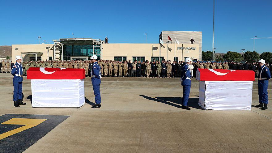 Donarak ölen askerlerle ilgili kıyafet açıklaması: Eksi 40'a kadar dayanıklı