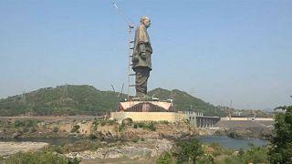 En Inde, la statue la plus grande au monde