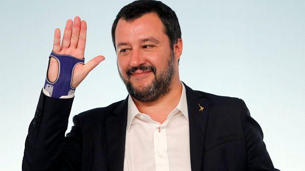 Girlfriend of Italian Interior Minister Matteo Salvini announces breakup in intimate post | #TheCube