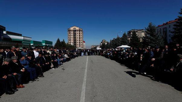 Суд Ингушетии признал неконституционным договор о границе с Чечней