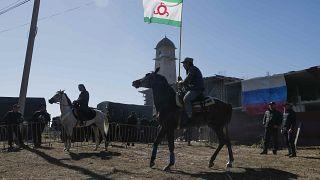 Çeçenistan ve İnguşetya sınır anlaşması Anayasa Mahkemesi'ne takıldı: Hükümsüzdür