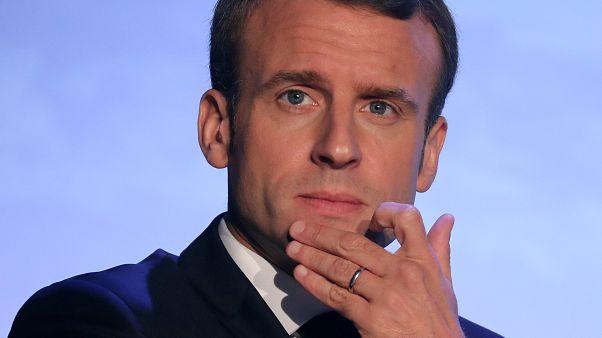 Europa-Rede: Macron möchte mehr Integration und Kooperation. EU bleibt gespalten