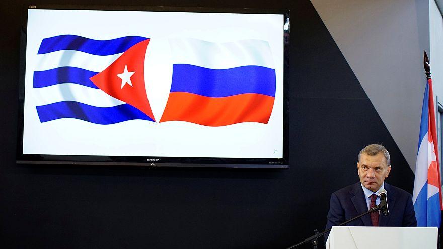 Вице-премьер Юрий Борисов в Гаване