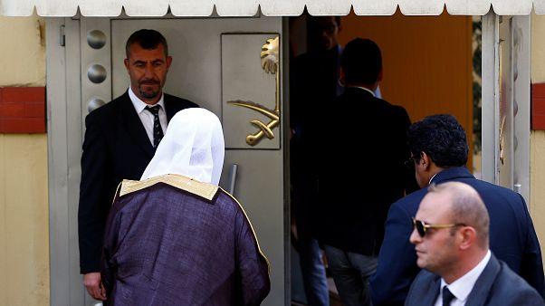 Πιέζει ο Ερντογάν για την υπόθεση Κασόγκι