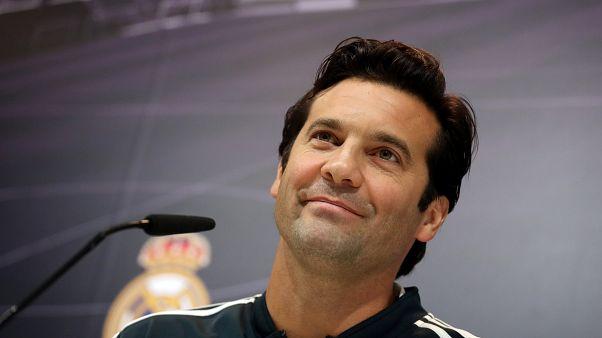 Solari cerca di raddrizzare la stagione del Real Madrid