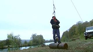 A century after the end of WW1, munitions are still being cleared