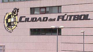 Detenido el vicepresidente económico de la Federación Española de Fútbol