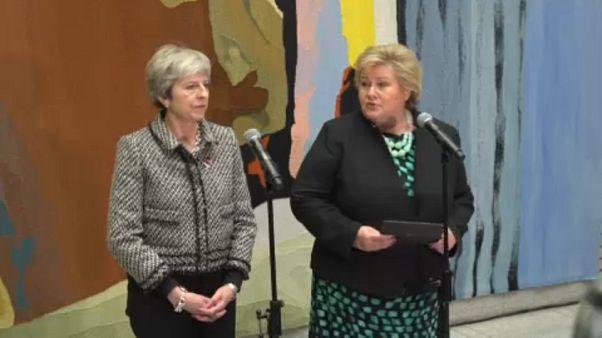 Oslo: Briten in Norwegen behalten Rechte nach Brexit