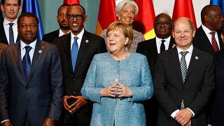 Angela Merkel: Eine Milliarde für Afrika