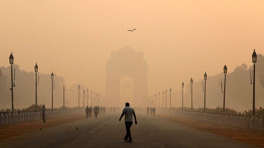 Vier Millarden Menschen leben mit schlechter Luft