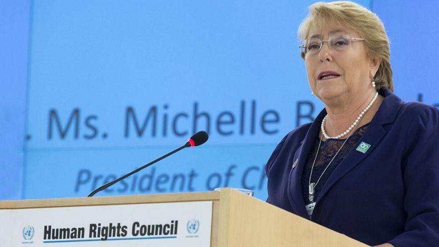 UN human rights chief calls for international experts to help Khashoggi inquiry