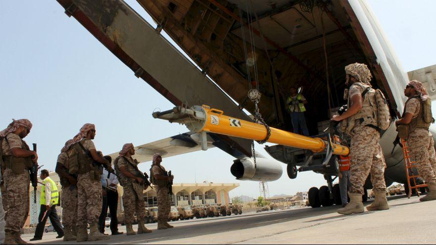 اعزام نیروهای کمکی از سوی ائتلاف تحت رهبری عربستان برای تدارک حمله به حدیده