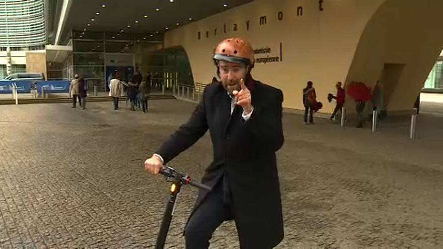 Should taxpayers be paying for electric scooters for MEPs and EU staff? | Raw Politics