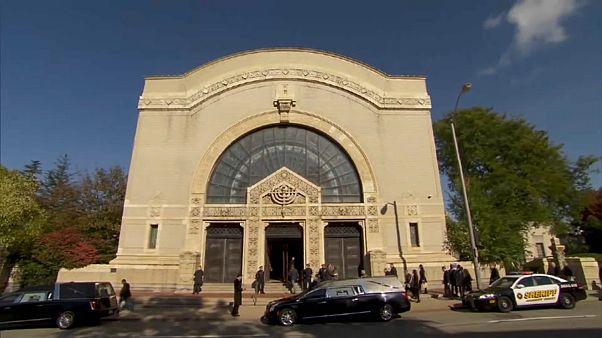لاجئ إيراني يتمكن من جمع 600 ألف دولار لكنيس بيتسبرغ اليهودي