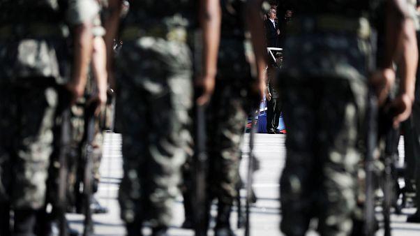 ژنرالهای بازنشسته بهخط شدند؛ دعوت به کار دولت برزیل از نظامیان