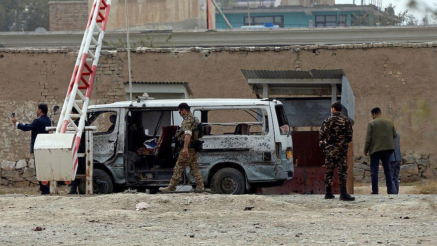 Afganistan'da intihar saldırısı: 6 ölü