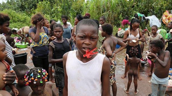UNICEF: több tízezer angolai menekült gyermek szorul segítségre