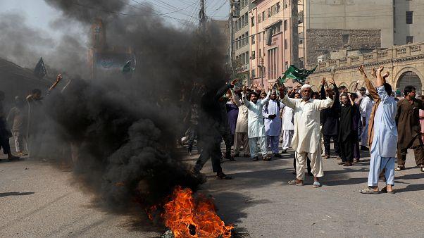 Erőszakhullám Pakisztánban Asia Bibi felmentése után