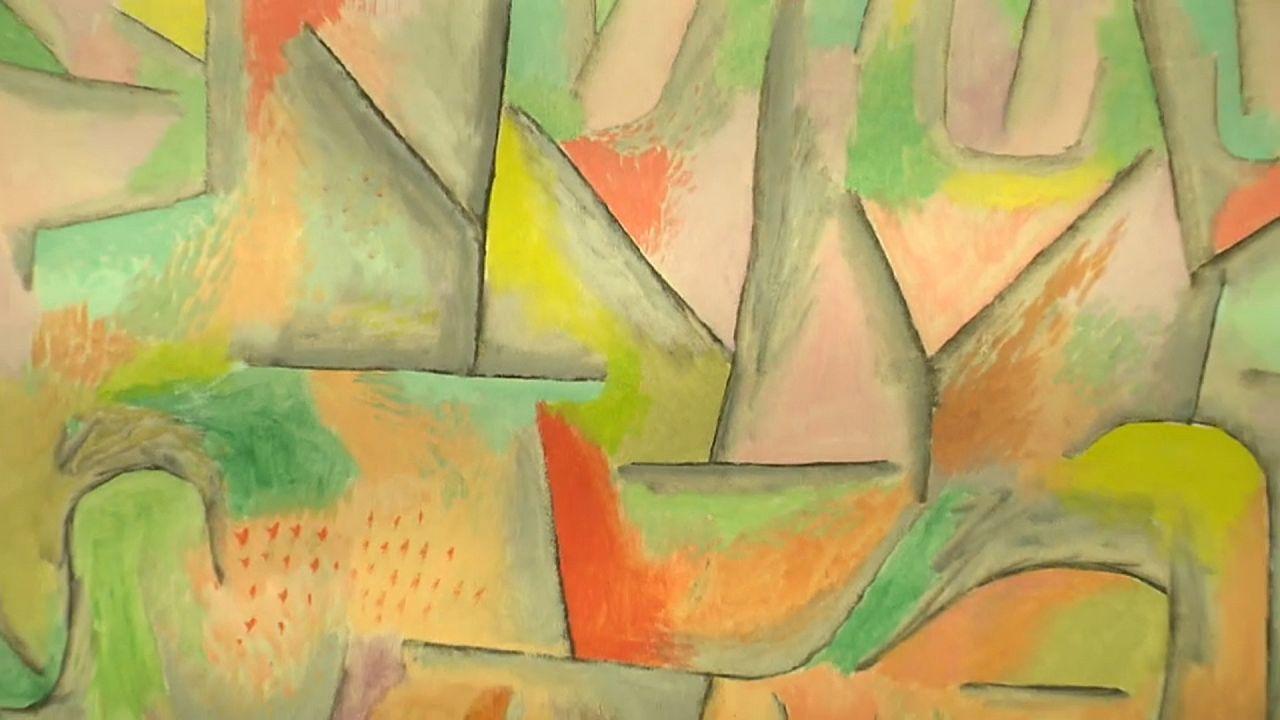 Klee a Milano pe raccontare il primitivismo