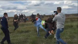 Ungarn: Tretende Kamerafrau freigesprochen