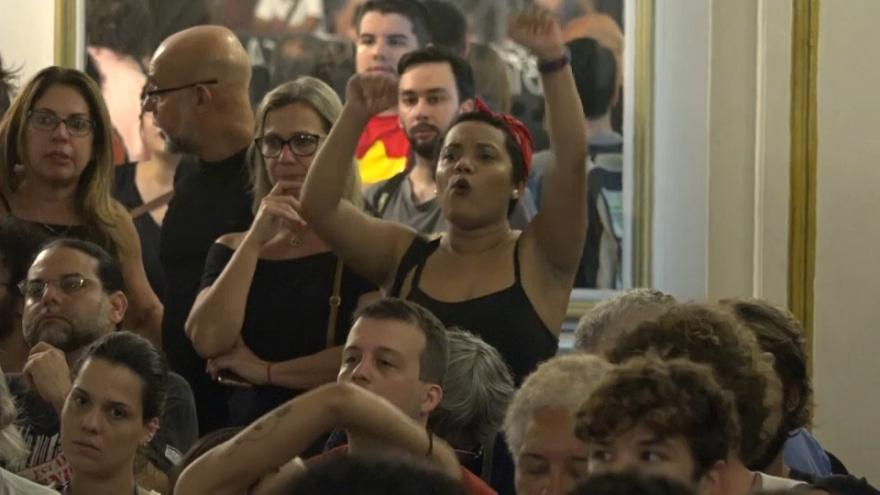 Бразильские левые готовятся к сопротивлению