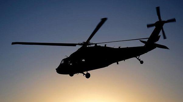 سقوط یک فروند هلیکوپتر ارتش افغانستان ۲۵ کشته برجای گذاشت