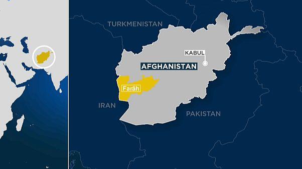 Mindestens 18 Tote bei Hubschrauberabsturz in Afghanistan