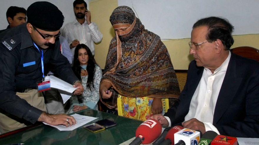 El Supremo de Pakistán absuelve a Asia Bibi, la cristiana condenada a muerte por blasfemia