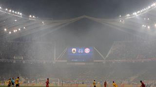 Το βίντεο που «τρόμαξε» την UEFA για τη στατικότητα του ΟΑΚΑ