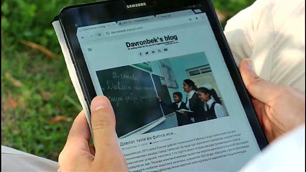 Узбекистан: свобода блогосферы