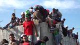 La caravana hondureña sigue su camino hacia Estados Unidos