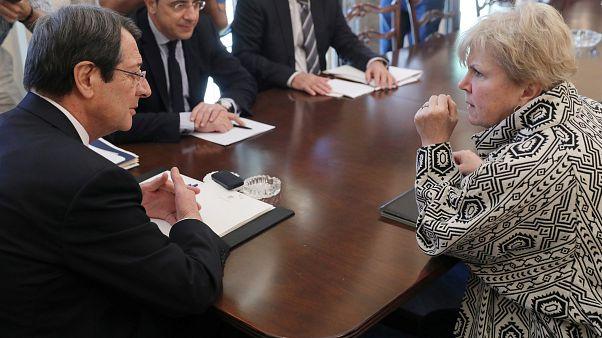 Κυπριακό: O ΟΗΕ καλεί τα μέρη να συμφωνήσουν όρους αναφοράς για επανέναρξη συνομιλιών