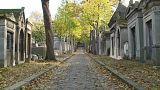 Paris sem espaço nos cemitérios