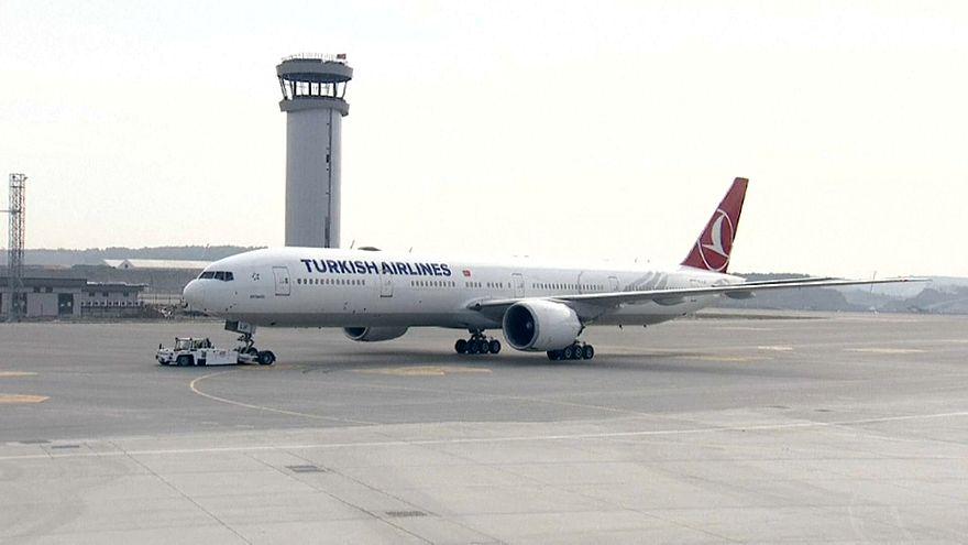 İstanbul Havalimanı'nda ilk tarifeli sefer