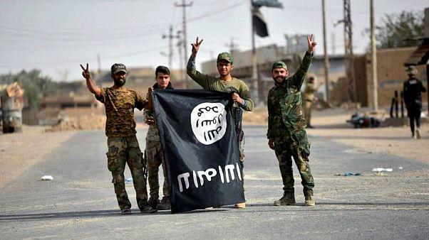 Haşdi Şabi SDG'yi vuran iki IŞİD'li komutanı öldürdüklerini açıkladı