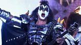 Kiss dizem adeus aos palcos.