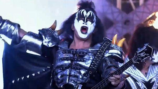 Kiss : une tournée d'adieu pendant 3 ans!
