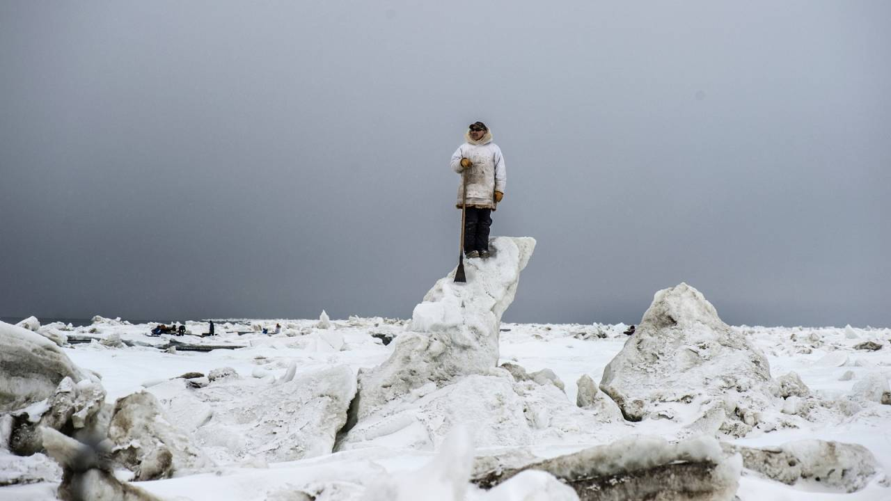 The new frontier of the Arctic