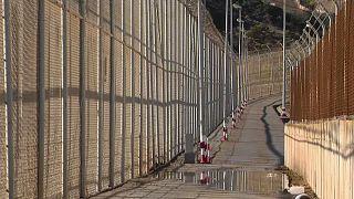 Wo Europas Grenze in Nordafrika geschützt wird