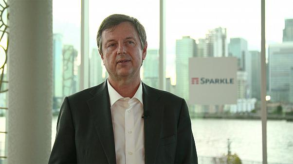 Interview with Riccardo Delleani, CEO Sparkle