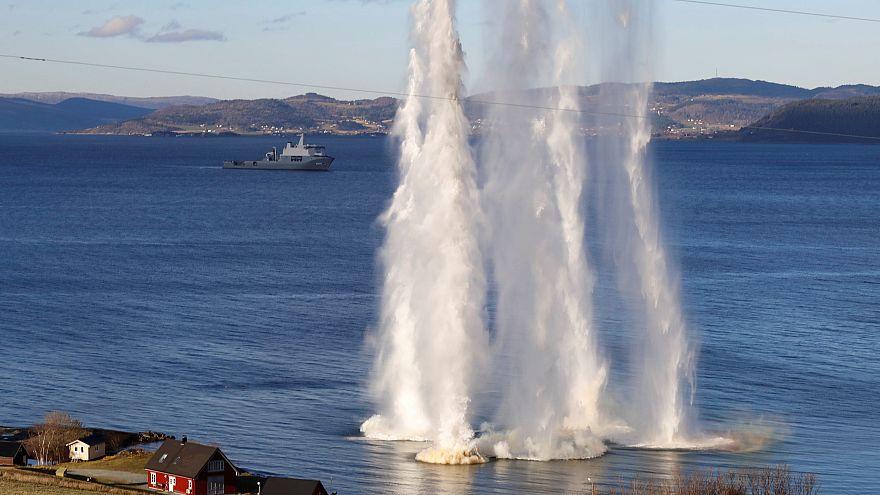 Exercice géant de l'OTAN en Norvège, la Russie répond