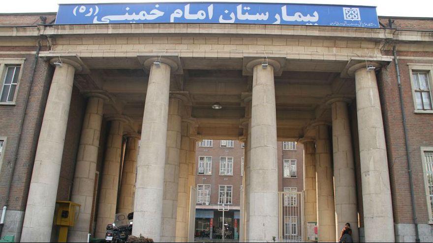 مهاجمان مسلح یک زندانی را از بیمارستان امام خمینی تهران فراری دادند