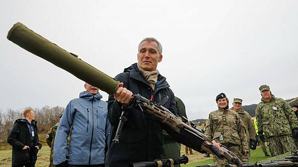 NATO chief Jens Stoltenberg denies Norway exercises show alliance is expanding northwards