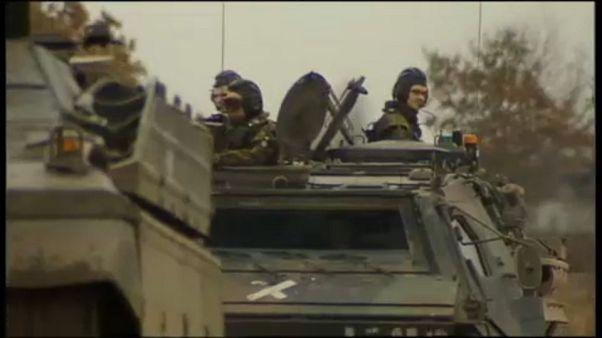 Tanques, helicópteros y aviones inservibles en las fuerzas armadas alemanas