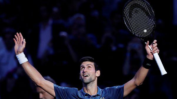 Nadal sakatlanınca Djokovic raket bile sallamadan 1 numara oldu