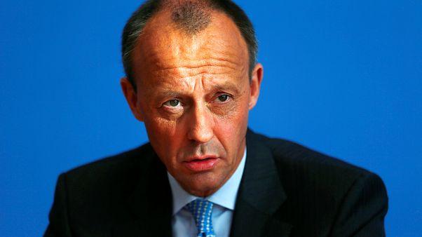 """CDU: Merz will """"Aufbruch und Erneuerung"""""""