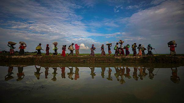 ميانمار تحاول إقناع الروهينغا بالعودة للبلاد