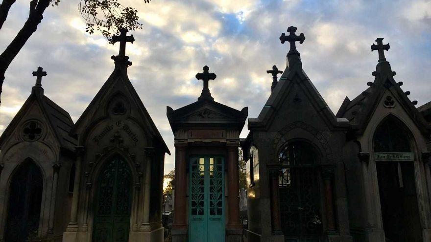 ¿Y si Drácula estuviera enterrado en París?
